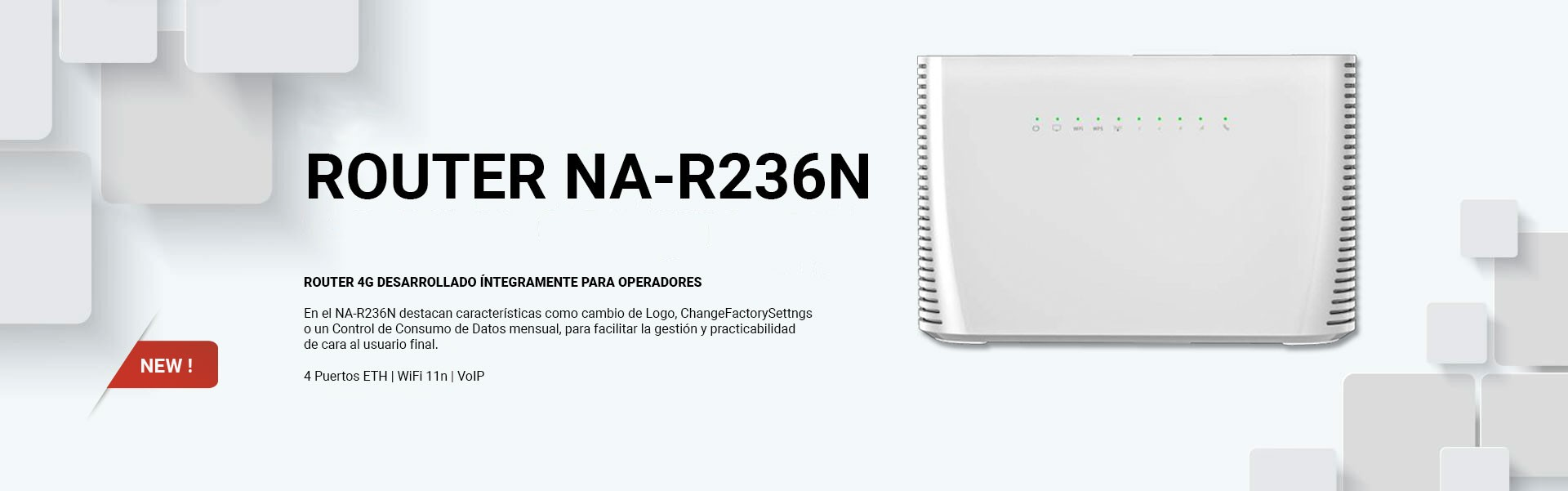 Router NA236n
